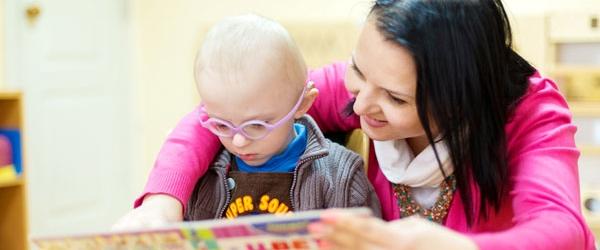 Помощь родителям детей - инвалидов