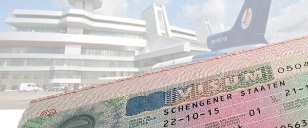 Получить шенген визу в Украине