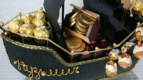 Подарок мужчине на юбилей 55 лет